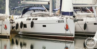Barca a vela Hanse 455 2015