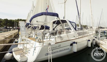Sailboat Beneteau Oceanis 45 (2012)