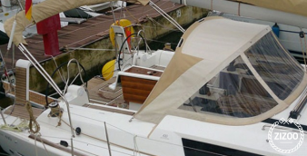 Sailboat Dufour 410 2015
