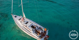 Segelboot Jeanneau Sun Odyssey 469 2017