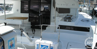 Catamaran Fountaine Pajot Lipari 41 2015