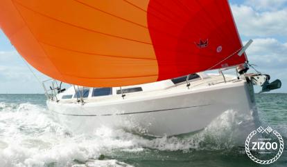 Zeilboot Hanse 345 (2014)