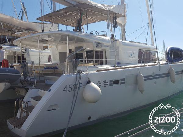 Catamarano Lagoon 450 Luxury (2016)-3