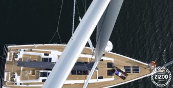 Sailboat Hanse 575 2017