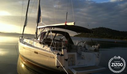 Sailboat Hanse 415 (2013)