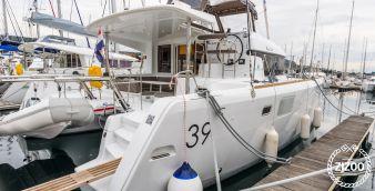 Catamarano Lagoon 39 2016