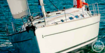 Sailboat Beneteau cyclades 50 5.2 2008
