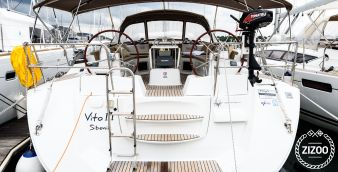 Segelboot Jeanneau 53 2017