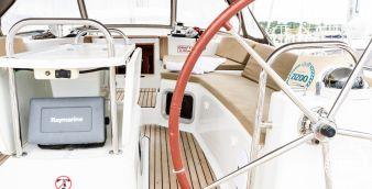Segelboot Jeanneau 53 2011