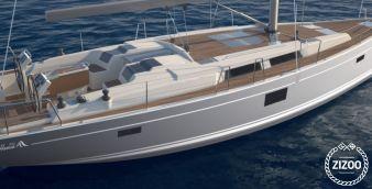 Segelboot Hanse 455 2016