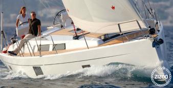 Sailboat Hanse 455 2015