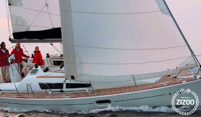 Sailboat Jeanneau Sun Odyssey 36 i (2008)