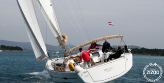 Sailboat Dufour 460 2016