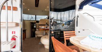 Motor boat Fairline Phantom 40 2008