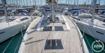 Sailboat Hanse 575 (2014)