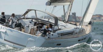 Sailboat Jeanneau Sun Odyssey 509 2012