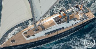 Segelboot Beneteau Oceanis 60 2015