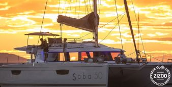 Catamarano Fountaine Pajot Saba 50 2016