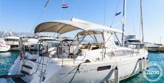 Segelboot Jeanneau 53 2014