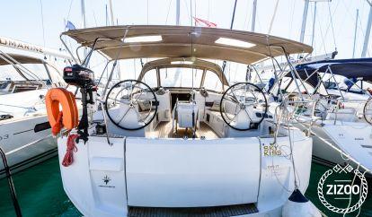 Sailboat Jeanneau Sun Odyssey 509 (2013)
