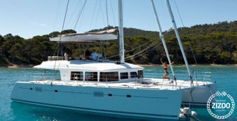 Catamarano Lagoon 560 S2 2016