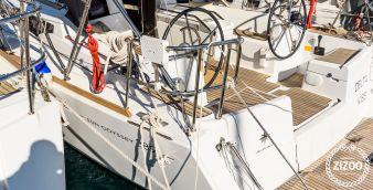 Segelboot Jeanneau Sun Odyssey 389 2016