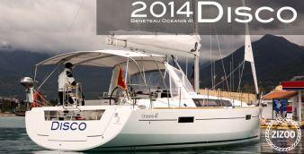 Segelboot Beneteau Oceanis 41 2014