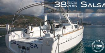 Barca a vela Beneteau Oceanis 38 2015