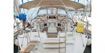 Barca a vela Jeanneau 53 2014