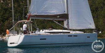 Sailboat Jeanneau Sun Odyssey 419 2016