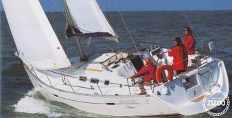 Sailboat Beneteau Oceanis 373 2005