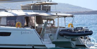Catamaran Fountaine Pajot 50 2016