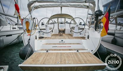 Sailboat Bavaria Cruiser 51 (2014)