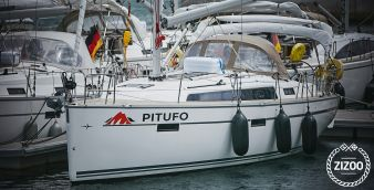 Sailboat Bavaria Cruiser 37 2015
