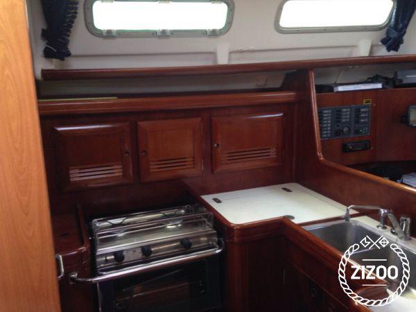Segelboot Beneteau Oceanis Clipper 373 - 2004 (Umbau 2019)-3