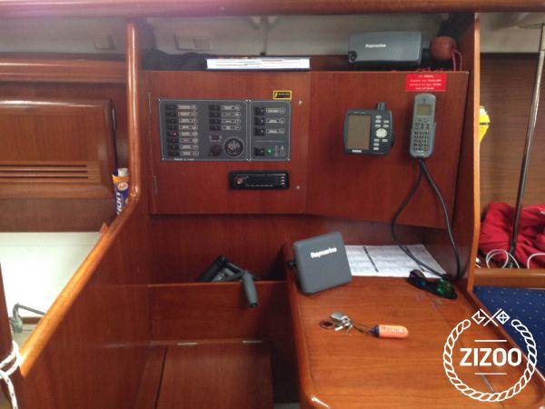 Segelboot Beneteau Oceanis Clipper 373 - 2004 (Umbau 2019)-4