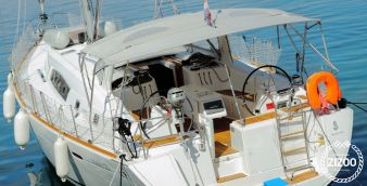 Sailboat Beneteau Oceanis 50 2012
