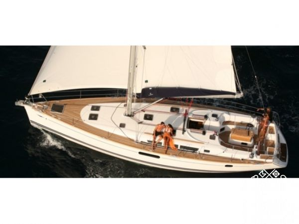 Barca a vela Jeanneau Sun Odyssey 49 i (2009)-1