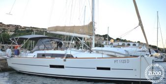 Sailboat Dufour 382 2016