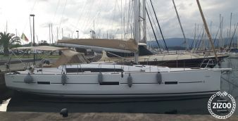 Sailboat Dufour 460 Grand Large 2016