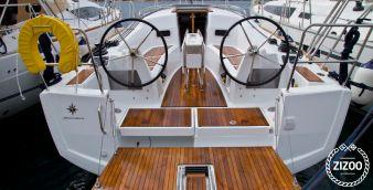 Segelboot Jeanneau Sun Odyssey 349 2015