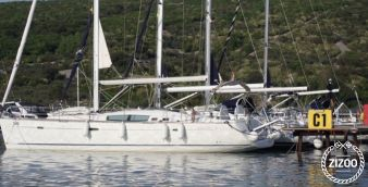Sailboat Beneteau Oceanis 50 2008