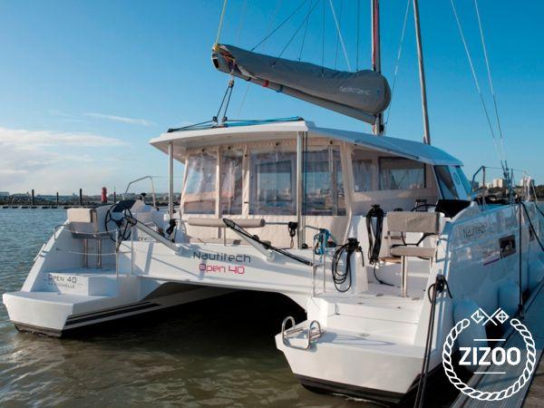 Nautitech 40 Open 2016 Catamaran