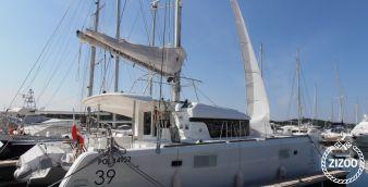 Catamarano Lagoon 39 (2015)
