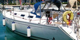 Segelboot Dufour 385 (2007)
