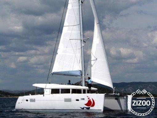 Lagoon 400 2015 Catamaran