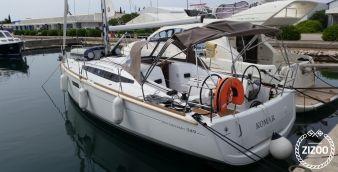 Barca a vela Jeanneau Sun Odyssey 349 (2015)