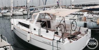 Zeilboot Beneteau Oceanis 38 (2016)