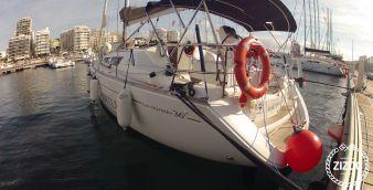 Barca a vela Jeanneau 36 i 2011