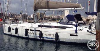 Sailboat Jeanneau 509 2014
